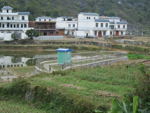 忻城县2012年农村环境连片整治果遂敢更污水治理项目