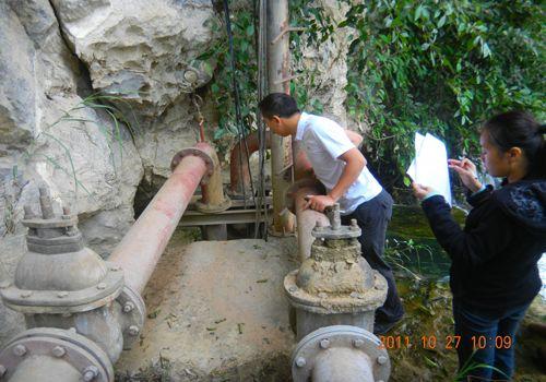 《扶绥县乡镇饮用水水源划分技术报告》项目进展概况