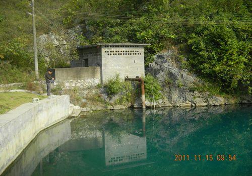 忻城县乡镇饮用水水源保护区划分