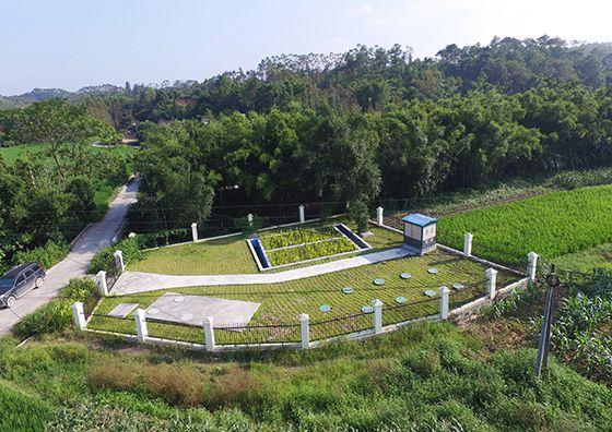 玉林市陆川县雅松村污水处理站(YJFB技术)