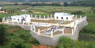 MC-MBBR多级复合移动床生物膜反应器污水处理系统