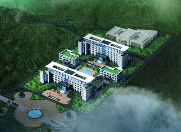 云南省大理州海东开发区海绵城市建设